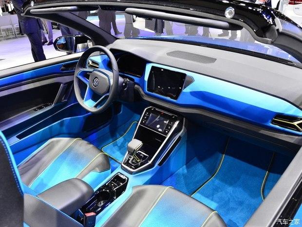 最快今夏欧洲开卖 大众推小型SUV T-Roc-车神网