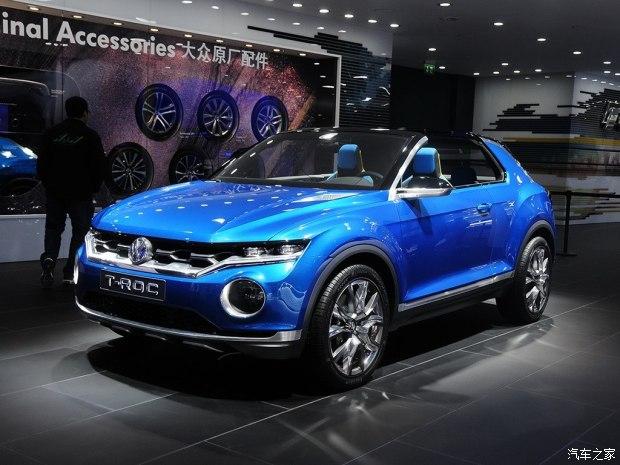 最快今夏欧洲开卖 大众推小型SUV T-Roc-汽车氪