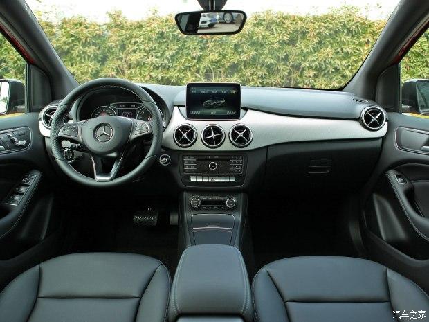 奔驰(进口) 奔驰B级 2015款 B 200 豪华型