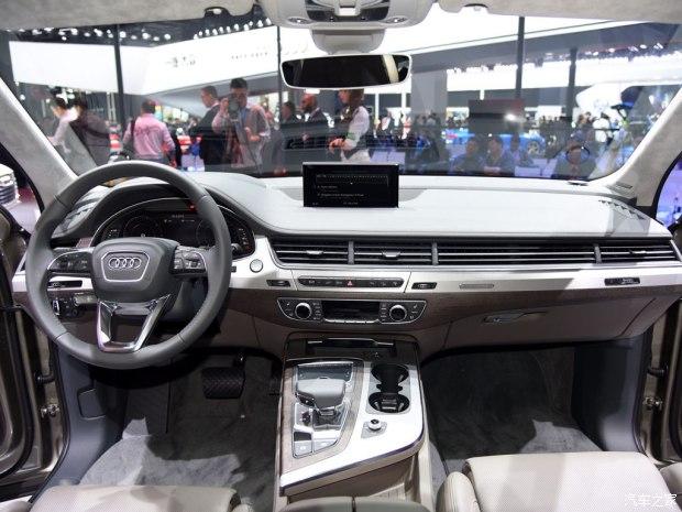 售92.88万 全新奥迪Q7 e-tron正式上市-汽车氪