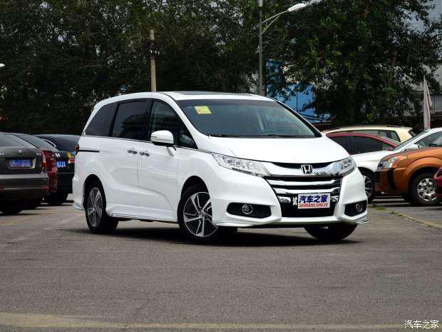 新款奥德赛上市 售22.98-29.98万元-汽车氪
