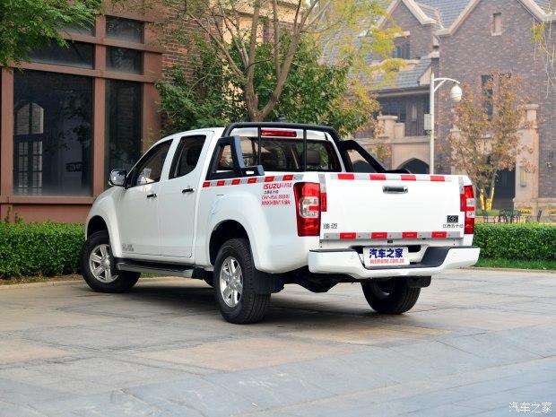 售8.88-12.08万元 瑞迈皮卡汽油版上市-汽车氪