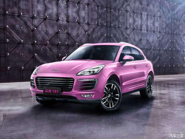 众泰SR9女神定制版正式上市 售16.98万-汽车氪