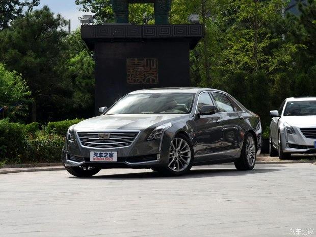 新款凯迪拉克CT6上市 售43.99-81.88万-汽车氪