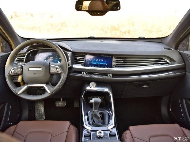 售12.60-14.00万元 新哈弗H6 1.5T上市-汽车氪