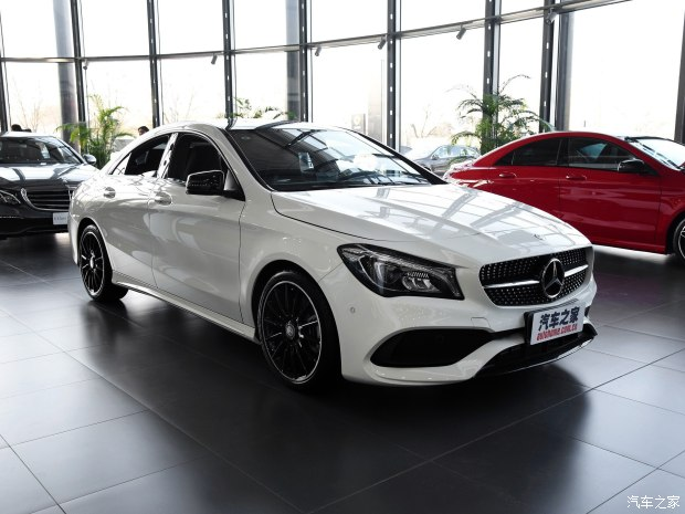 售24.9-37.9万元 奔驰新款CLA正式上市-车神网