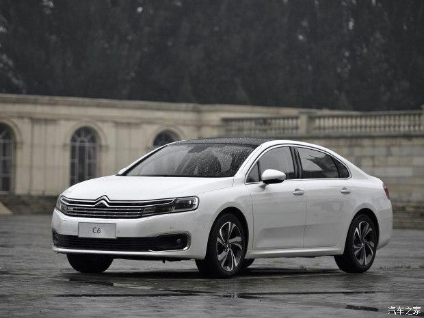 售18.99-27.99万 雪铁龙新款C6上市-汽车氪