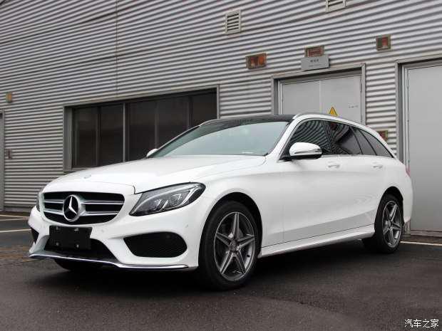 新款C级旅行/轿跑上市 售38.28-57.00万-汽车氪