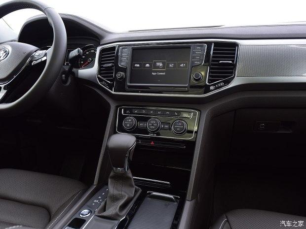 上汽大众 途昂 2017款 330TSI 两驱豪华版