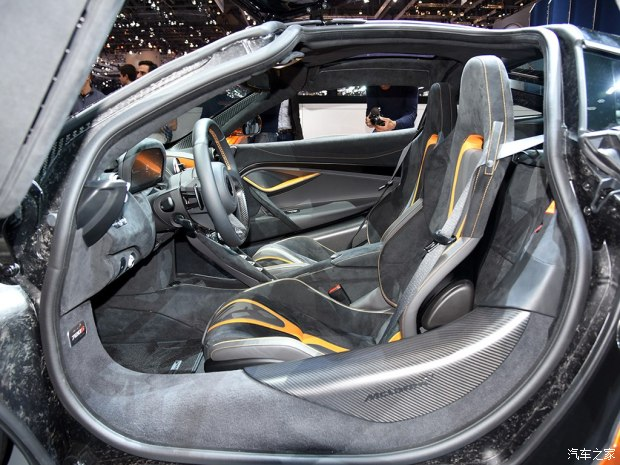 迈凯伦 迈凯伦720S 2017款 4.0T Coupe