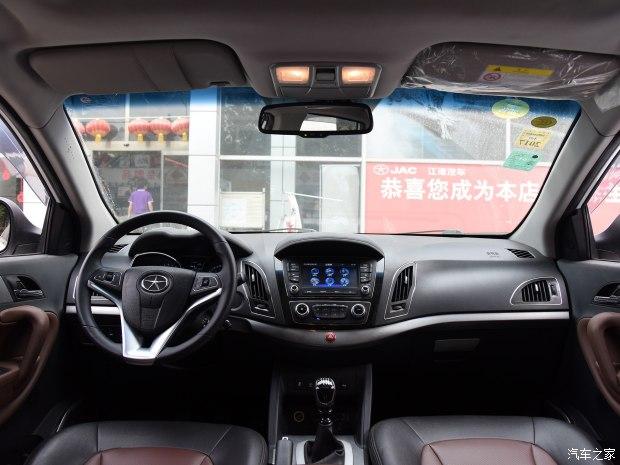瑞风S5 1.5T自动都市型上市 售18.95万-车神网