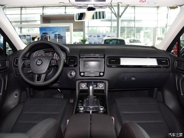 售72.48万元 大众途锐拓界版车型上市-汽车氪