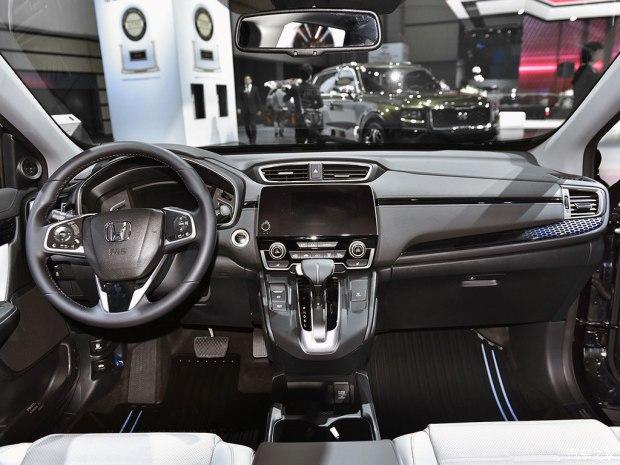 本田(进口) 本田CR-V(海外) 2017款 基本型