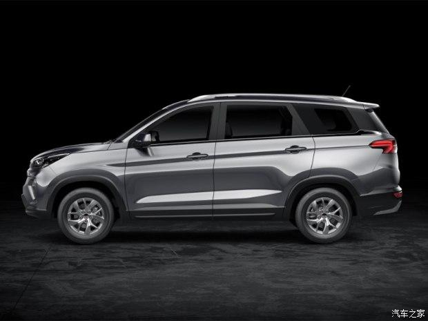 即将发力SUV市场 五菱首款SUV官图发布-汽车氪