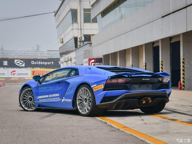 售673.9673万 兰博基尼Aventador S上市-汽车氪