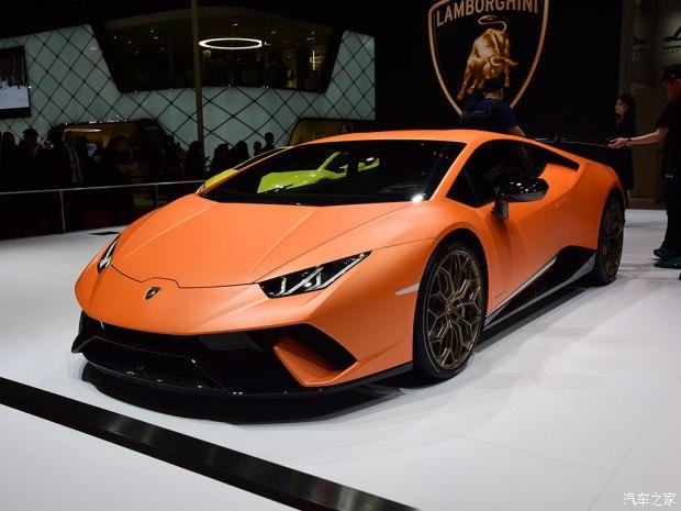 售385万元 Huracan Performante上市-车神网