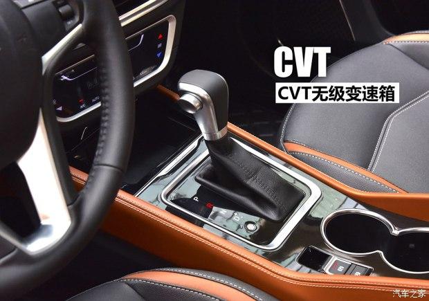 众泰汽车 众泰T300 2017款 1.5T CVT尊贵型