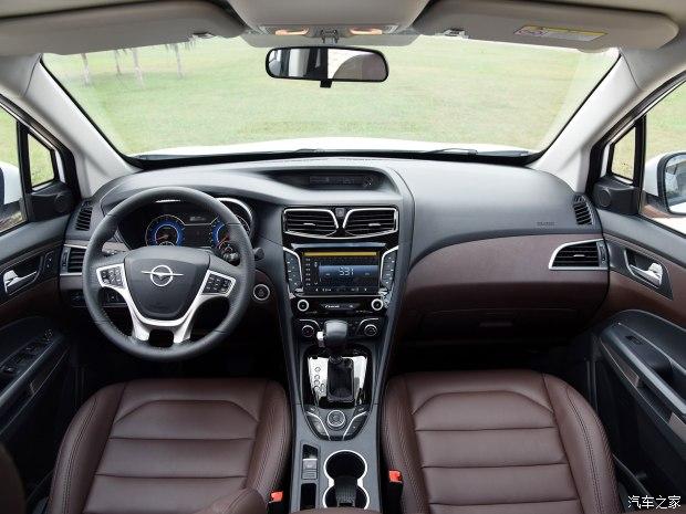 海马汽车 福美来MPV 2017款 七座版 1.5T 自动适·畅型