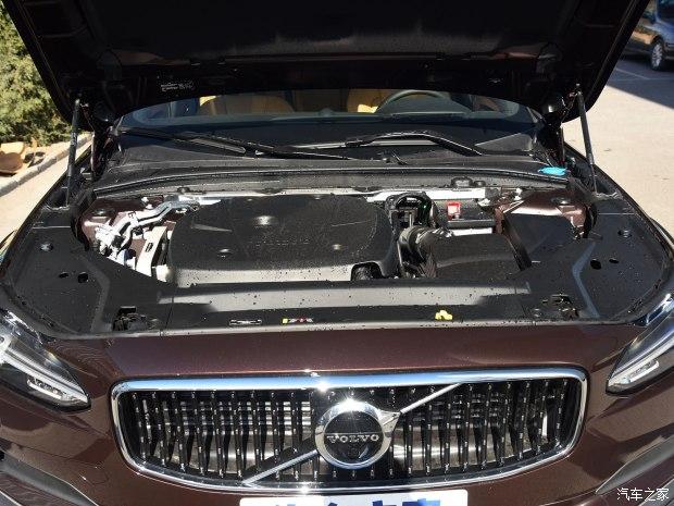 沃尔沃(进口) 沃尔沃V90 2017款 Cross Country T5 AWD 智尊版