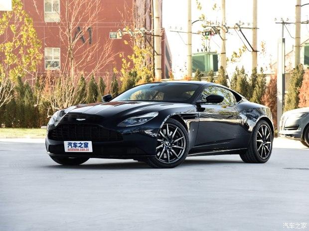 上海车展亮相 阿斯顿·马丁DB11 V8消息-汽车氪