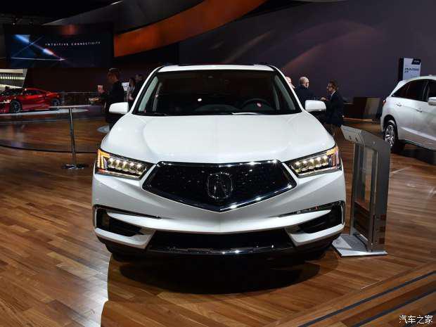 6月份上市 讴歌新款MDX国内首次亮相-汽车氪
