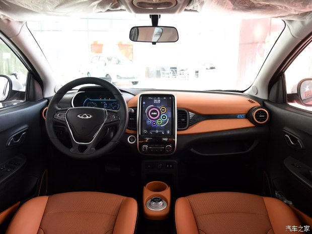奇瑞小蚂蚁eQ1上市 终端售4.98-9.98万-汽车氪