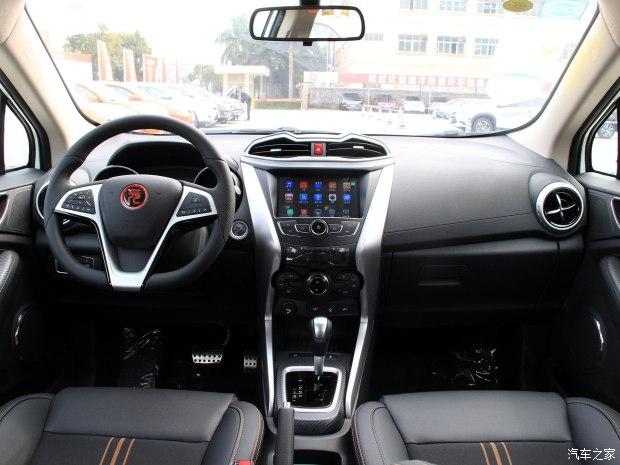 比亚迪 元 2016款 1.5L 自动豪华型