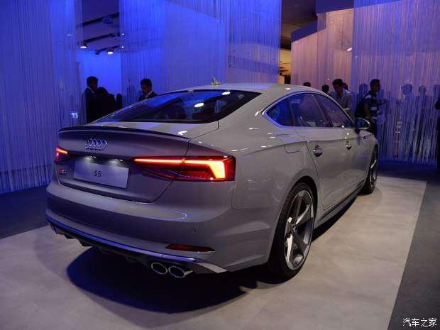 9月上市 奥迪新S5疑似售价约68.56万起-车神网