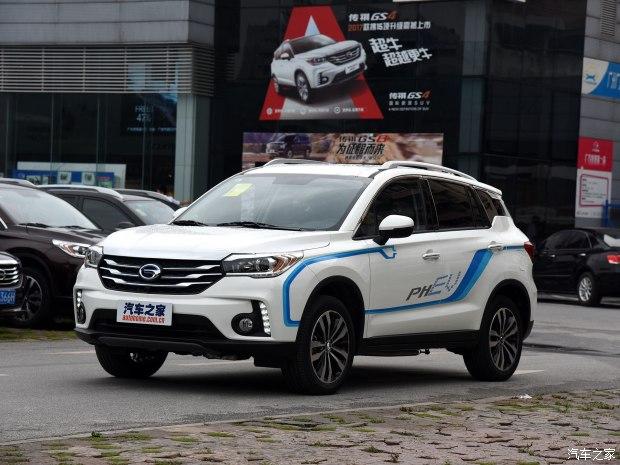 补贴后17.38万起 广汽传祺GS4 PHEV上市-汽车氪