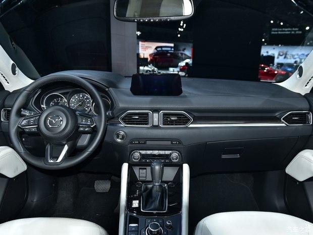 下半年上市 长安马自达全新CX-5申报图-汽车氪