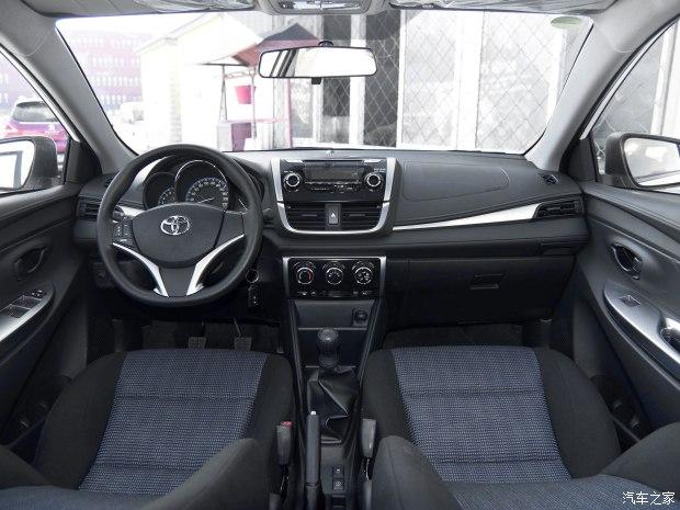 一汽丰田 威驰 2017款 1.5L 手动智行版