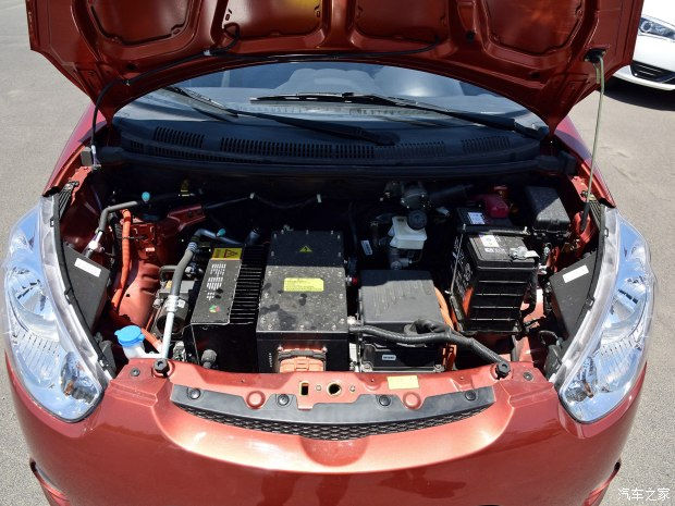 售10.38万元 海马爱尚EV160正式上市-汽车氪