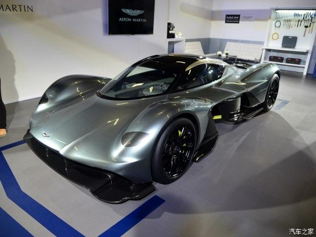 阿斯顿·马丁新超跑正式命名为Valkyrie-汽车氪
