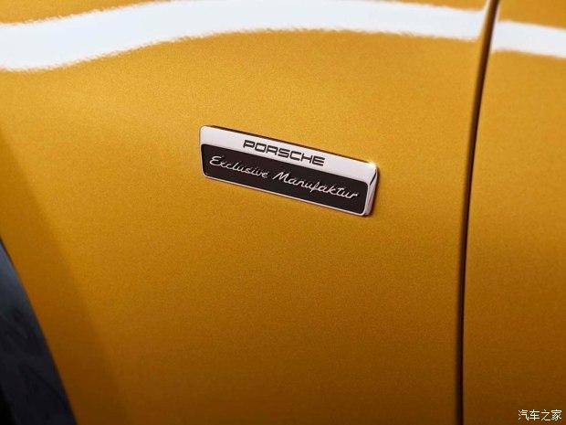 售335.8万 911 Turbo S特别版价格公布-汽车氪