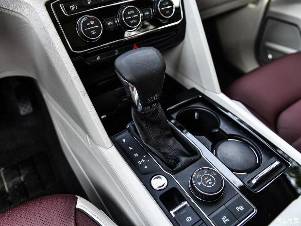 上汽大众 途昂 2017款 530 V6 四驱至尊旗舰版