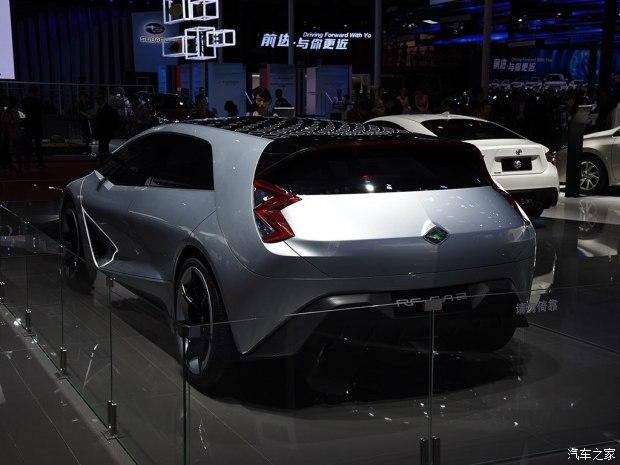 一汽丰田 RF-EA2 2017款 概念车