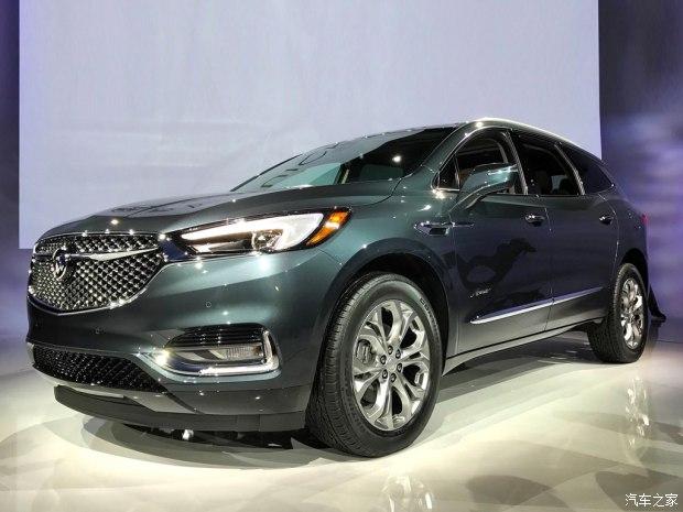 外观造型更大气 新一代昂科雷正式亮相-汽车氪