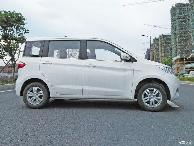 补贴前售15.80万元 长安欧力威EV上市-汽车氪