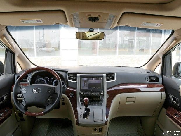 九龙汽车 艾菲 2014款 2.4L 豪华型