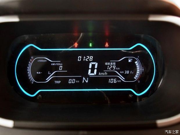 奇瑞新能源 奇瑞eQ1 2017款 豪华型