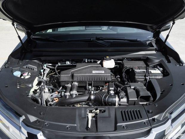 广汽本田 冠道 2017款 240TURBO 两驱尊贵版