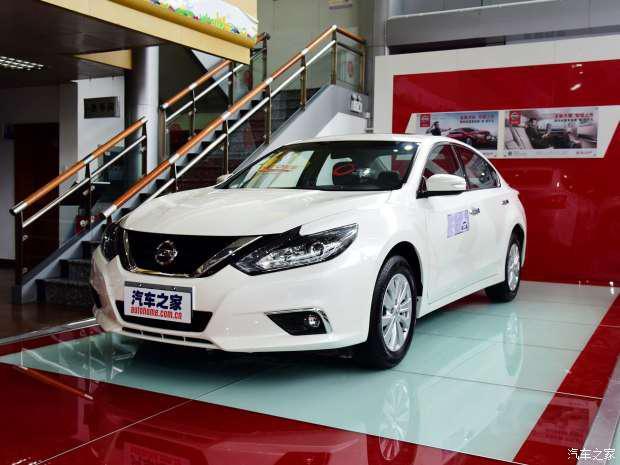 日产天籁新车型正式上市 售18.68万元-汽车氪