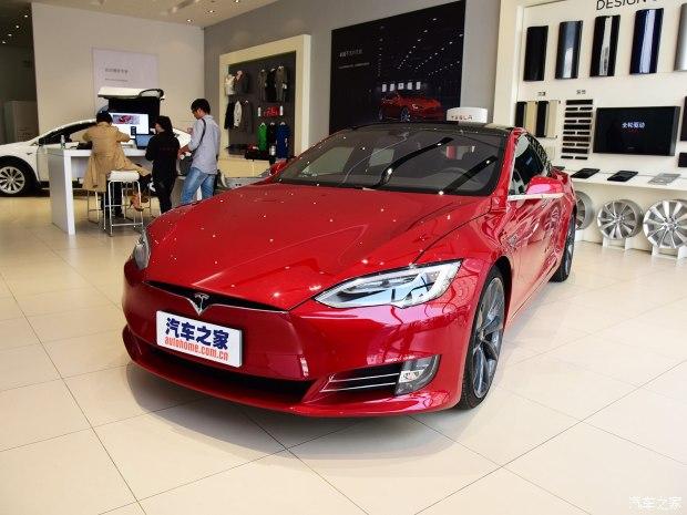 售72.35万起 MODEL S/MODEL X价格调整-汽车氪