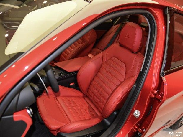 Giulia全系售价公布 售33.08-102.80万-车神网