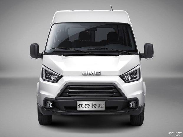 江铃汽车 特顺 2017款 2.8T商运型长轴高顶10座JX493
