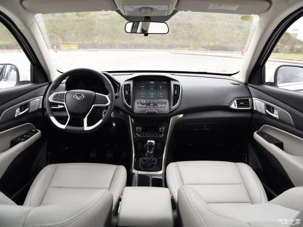 北汽银翔 北汽幻速S5 2017款 1.3T 手动豪华型