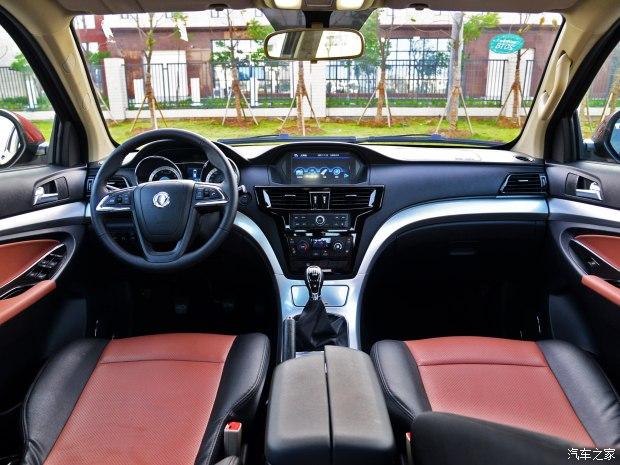 东风汽车 御风P16 2017款 1.9T四驱豪华型D19TCIE2