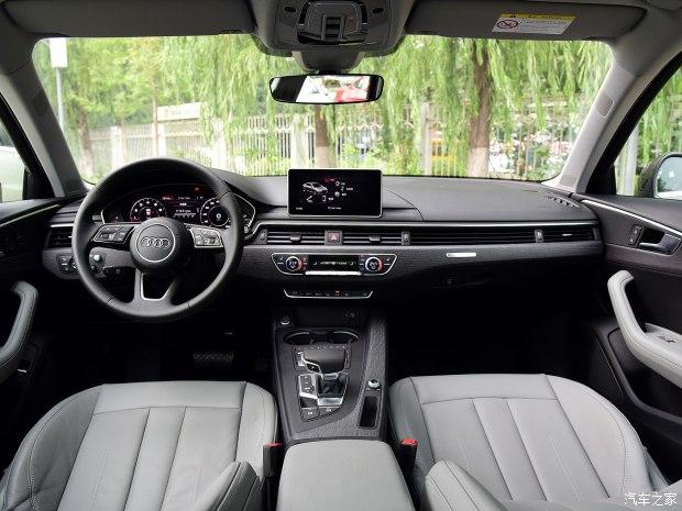一汽-大众奥迪 奥迪A4L 2017款 45 TFSI quattro 风尚型
