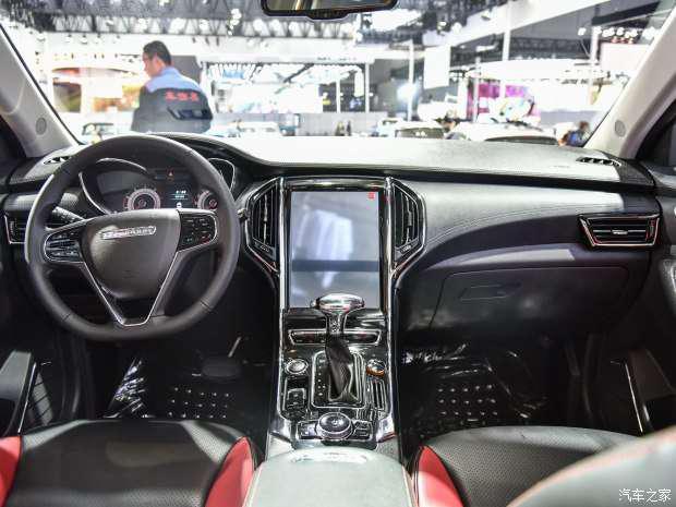 猎豹汽车 猎豹CS9 2017款 基本型