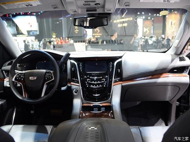 凯雷德ESV铂金版官方平行进口 售148.80万-汽车氪